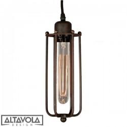 Lampa wisząca AMSTERDAM LOFT No. 4 ALTAVOLA