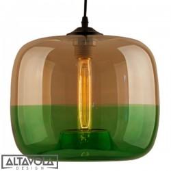 Lampa wisząca szklana LONDON LOFT No. 5AG ALTAVOLA