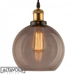 Lampa wisząca szklana NEW YORK LOFT NO. 2 S ALTAVOLA