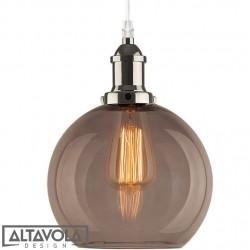 Lampa wisząca szklana NEW YORK LOFT NO. 2 SCH ALTAVOLA