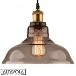 Lampa wisząca szklana NEW YORK LOFT NO. 3 S ALTAVOLA