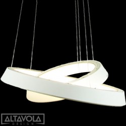 Lampa wisząca SMD Led Vouge No. 6 ALTAVOLA