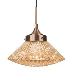 Lampa wisząca szklana BARCELONA Cosmo