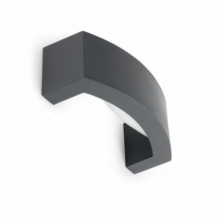 Kinkiet zewnętrzny ANCORA Dark grey wall lamp FARO