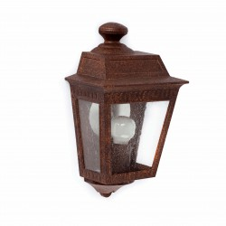 Kinkiet zewnętrzny ARGOT Rust 1/2 wall lamp FARO