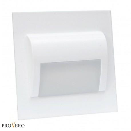 Oprawa schodowa DECORUS 9 LED biała