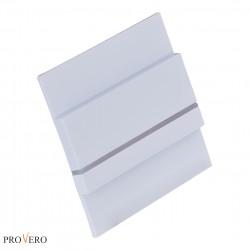 Oprawa schodowa LED UNICO biała / white
