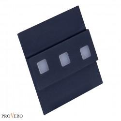 Oprawa schodowa LED MODESTO grafit / graphite