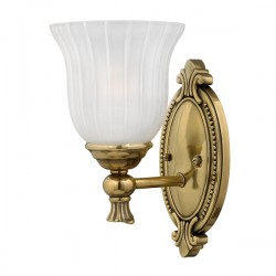 Kinkiet Francoise 1lt Wall Light Elstead